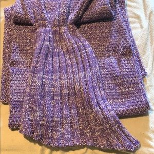 Other - Mermaid blanket